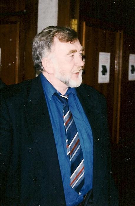 Peter Murphy University British Columbia and Pat O'Keeffe